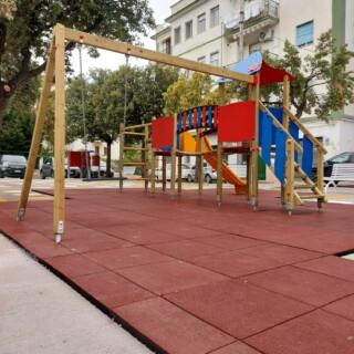 """Riqualificata l'area urbana adiacente all'ex """"macello comunale"""""""