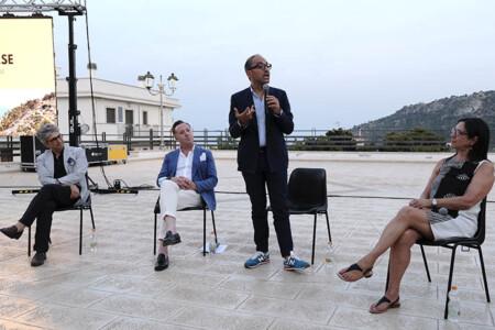 L'intervento di Raffaele Piemontese durante l'incontro tenutosi ieri a Mattinata