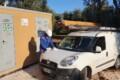 Lavori di miglioramento delle infrastrutture elettriche a Mattinata (Foto: e-distribuzione)