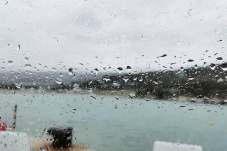 Pioggia a Mattinata